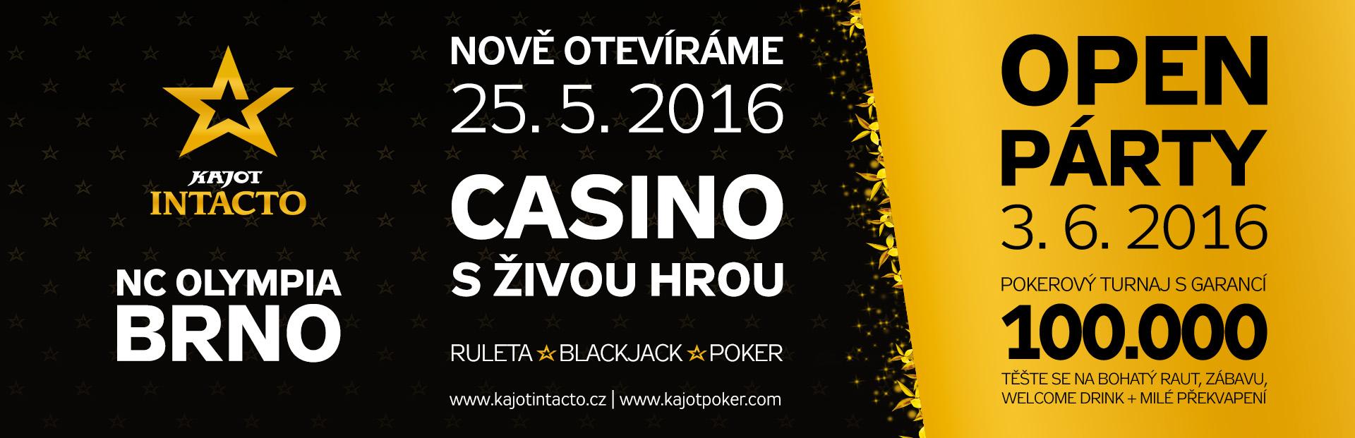 KAJOT INTACTO Olympia Casino