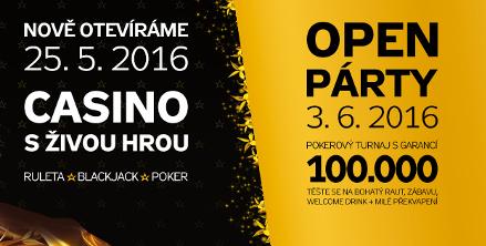 casino KAJOT INTACTO Bro Olympia-s